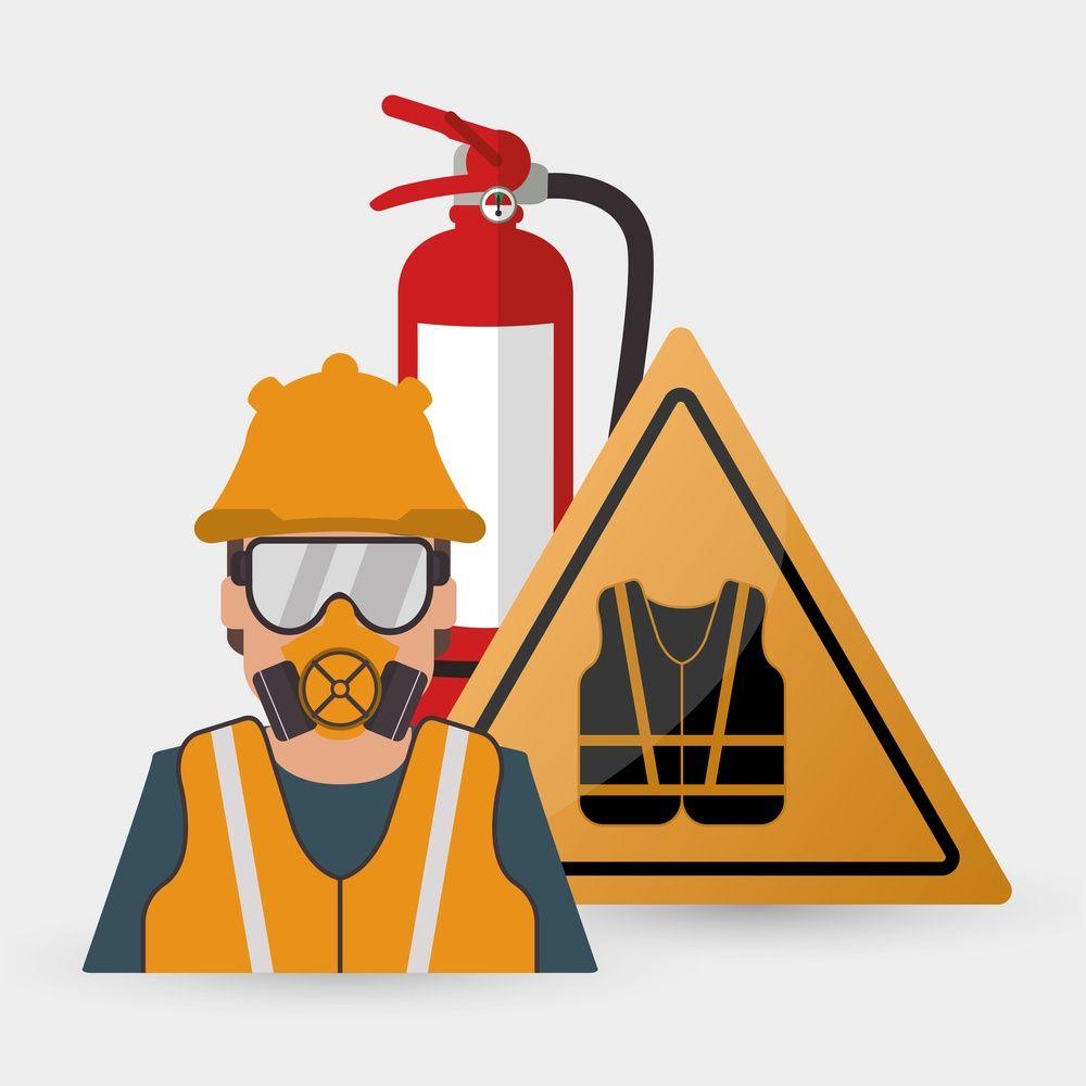 Leistungen im Bereich der Arbeitssicherheit