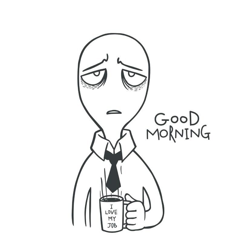 Psychische Belastung bei der Arbeit