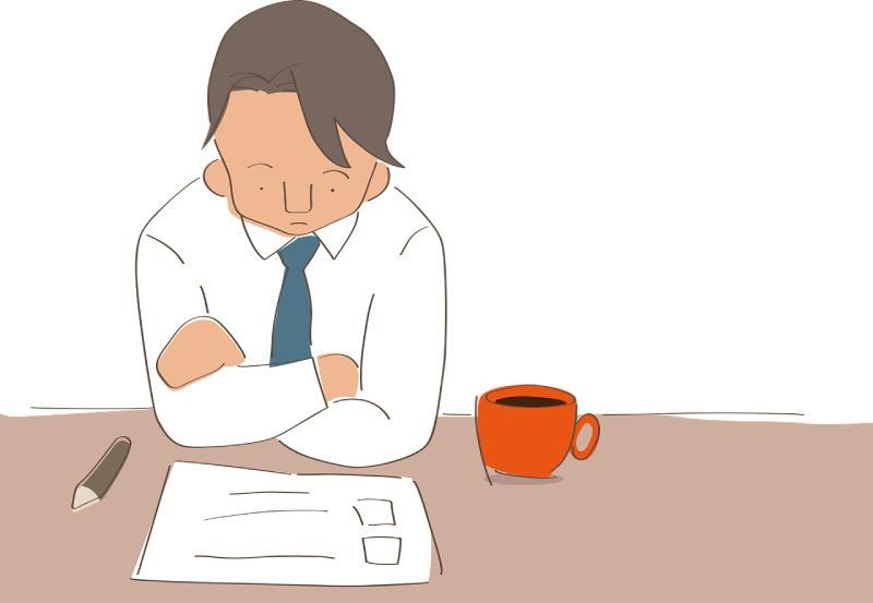 Psychische Belastung von Mitarbeitern