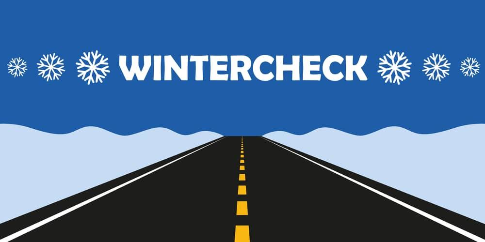 Vorsicht beim Autofahren im Winter