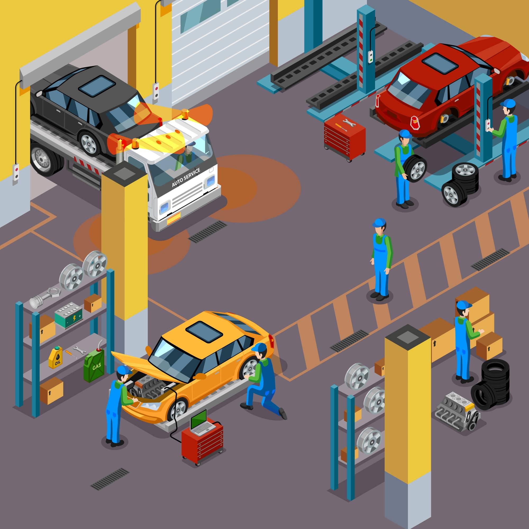 Vorschriften-für-Arbeitsplätze-mit-Hochvoltanlagen