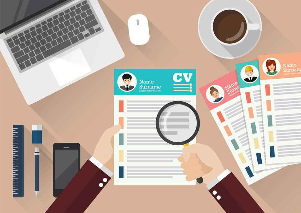 Personaldatenschutz-Mitarbeiterdaten-Bewerbungsunterlagen