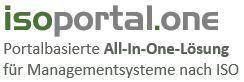 isoportal.one - portalbasierte Managementloesung