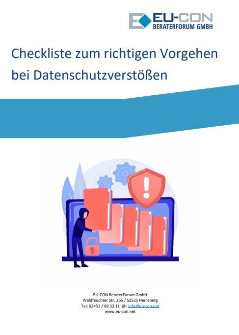 Checkliste-zum-richtigen-Vorgehen-bei-Datenschutzverstößen-Cover