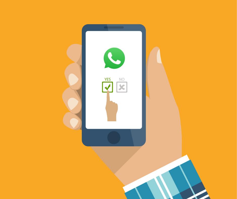 WhatsApp ändert Nutzungsbedingungen - Datenschutz