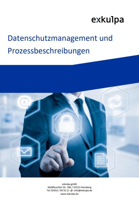 Datenschutzmanagement-und-Prozessbeschreibungen