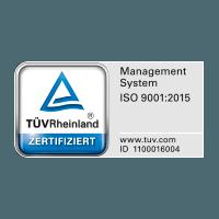 ISO-zertifiziert